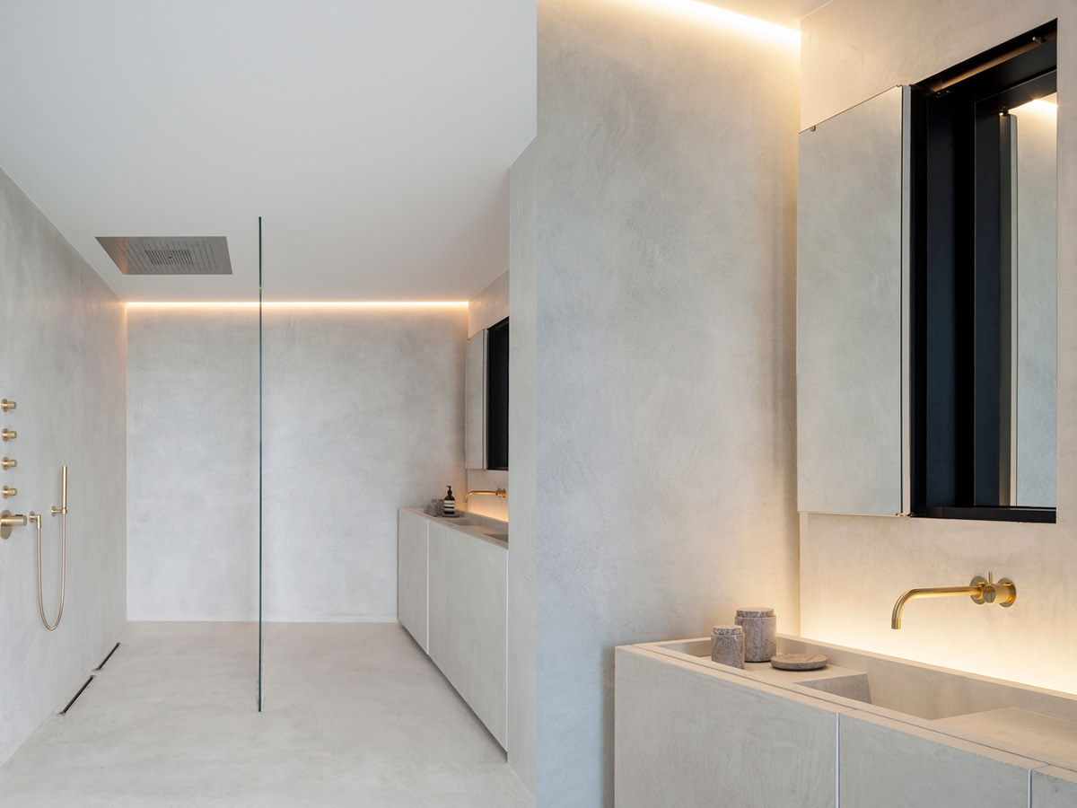 Residence vdb by govaert vanhoutte architects imboldn for Bieke vanhoutte interieur