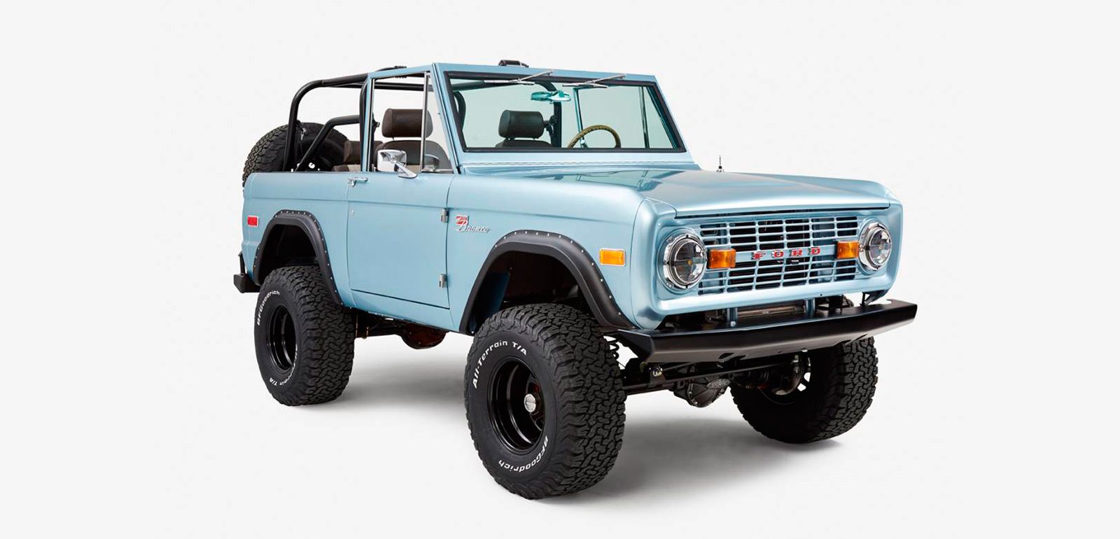 "Ford Bronco Tires >> Classic Ford Broncos ""Naples"" - IMBOLDN"