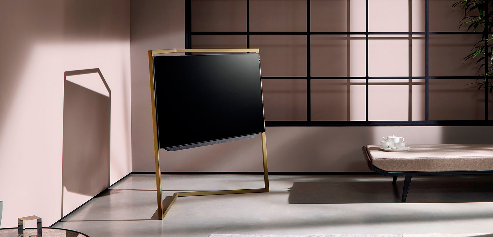 loewe bild 9 oled tv imboldn. Black Bedroom Furniture Sets. Home Design Ideas