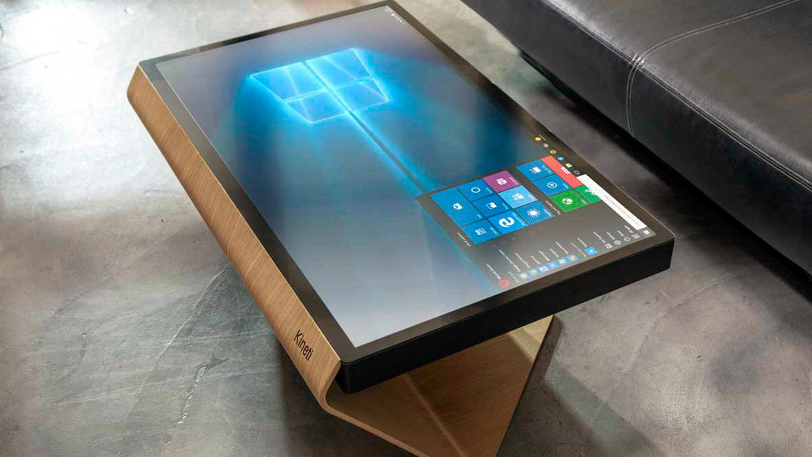La Table Kineti Touch Screen Coffee Table Imboldn