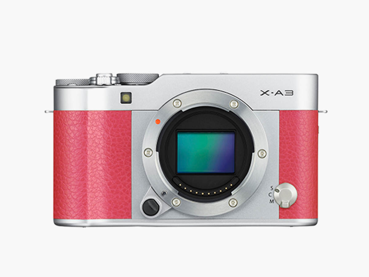 Fujifilm X A3 Mirrorless Camera Imboldn