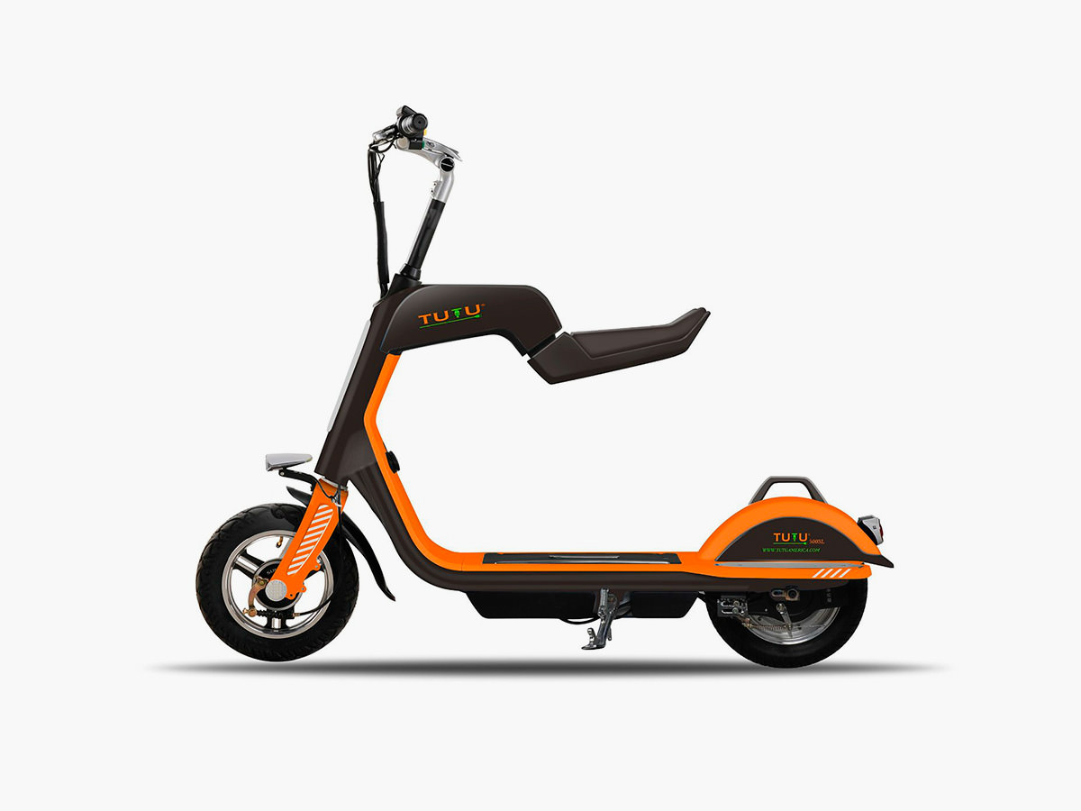 tutu sl350 electric scooter imboldn. Black Bedroom Furniture Sets. Home Design Ideas