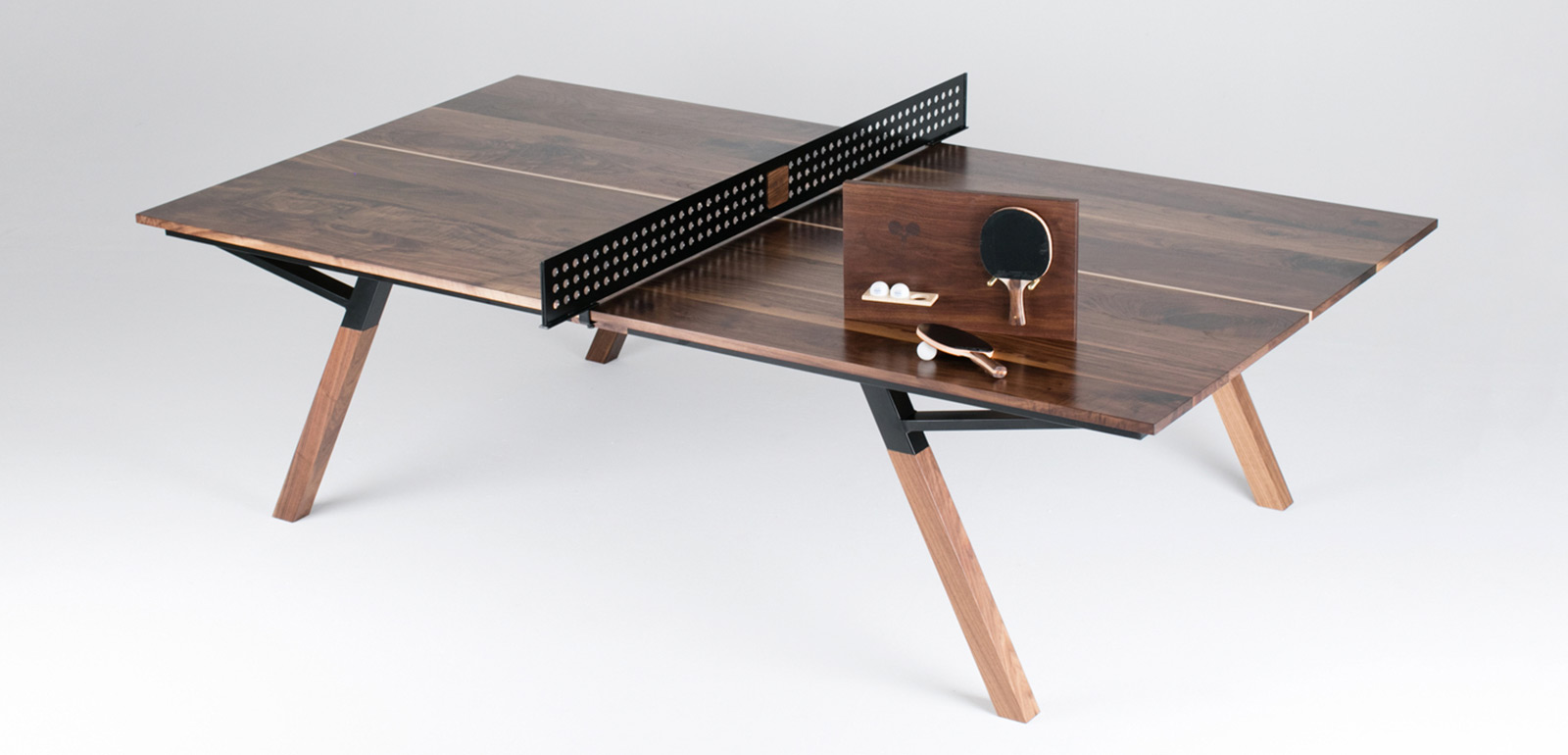 Wood ping pong table industrial photo how much does a - How much does a ping pong table cost ...