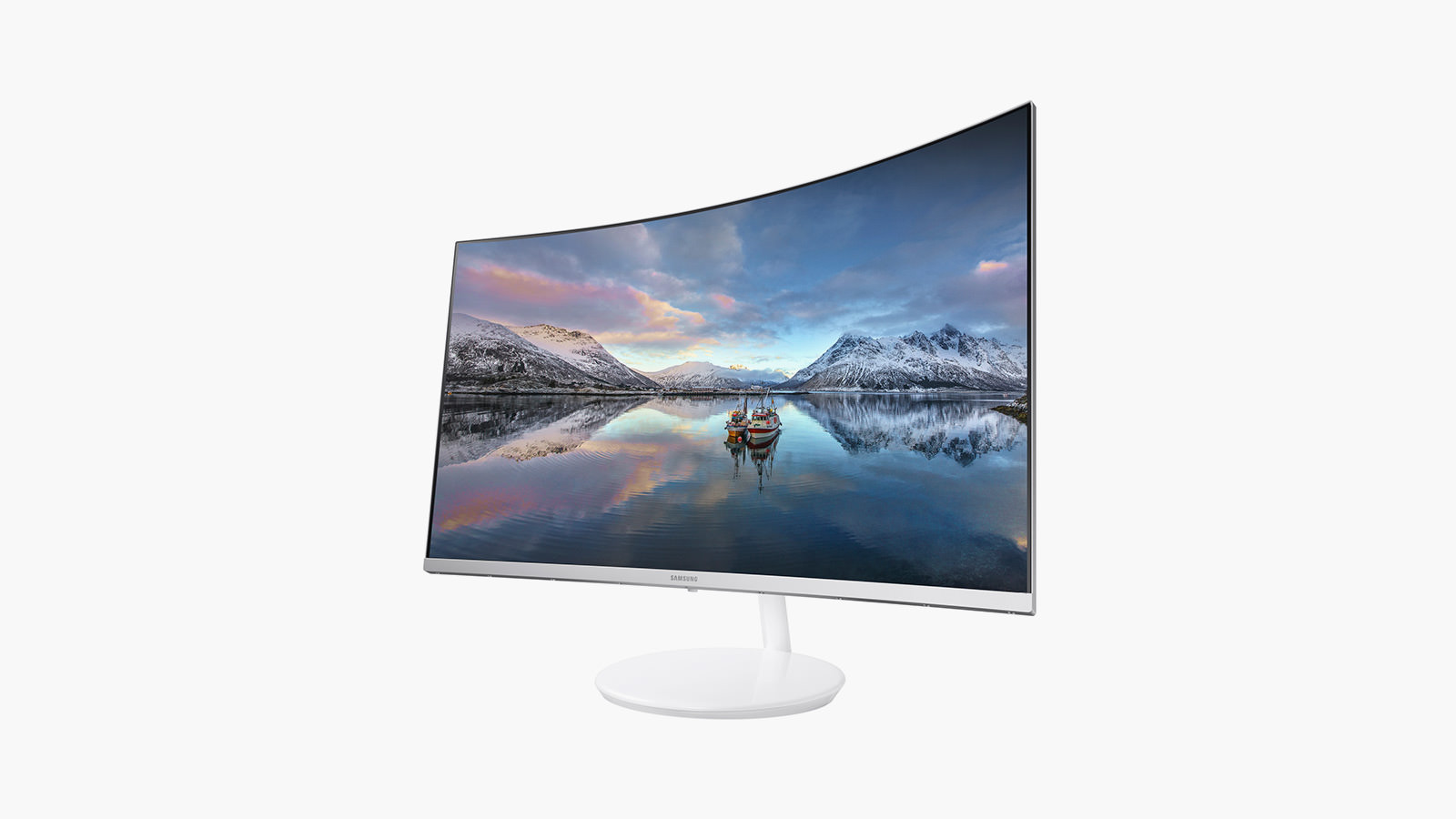 Samsung Ch711 Quantum Dot Curved Monitor Imboldn