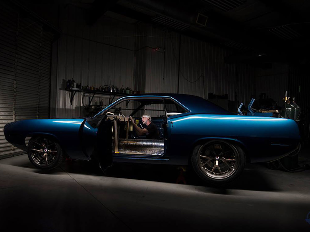 Speedkore Plymouth Cuda Menace Imboldn