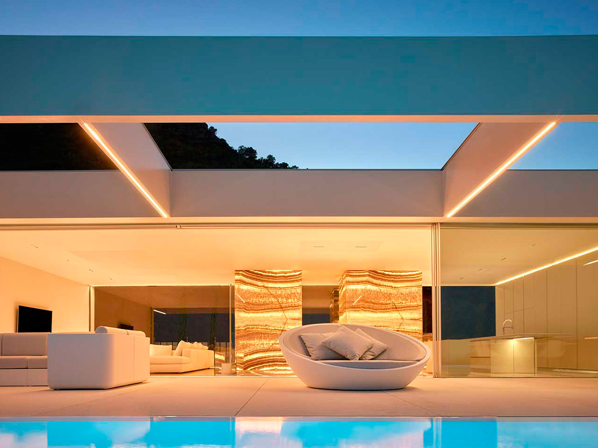 Quarry house by ramon esteve estudio imboldn - Ramon esteve estudio ...